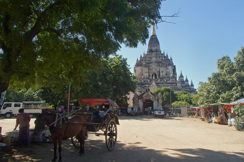 Myanmar Old Bagan