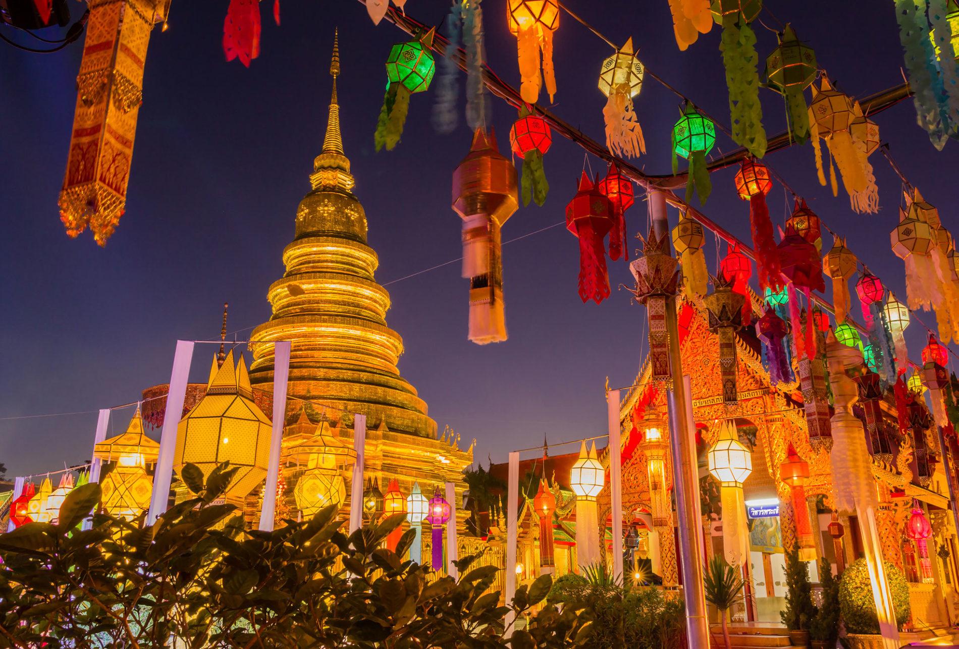Bangkok Tailandia que ver y visitar