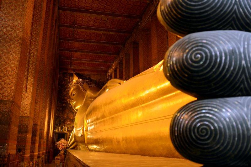 Wat-Pho, Bangkok, Tailandia