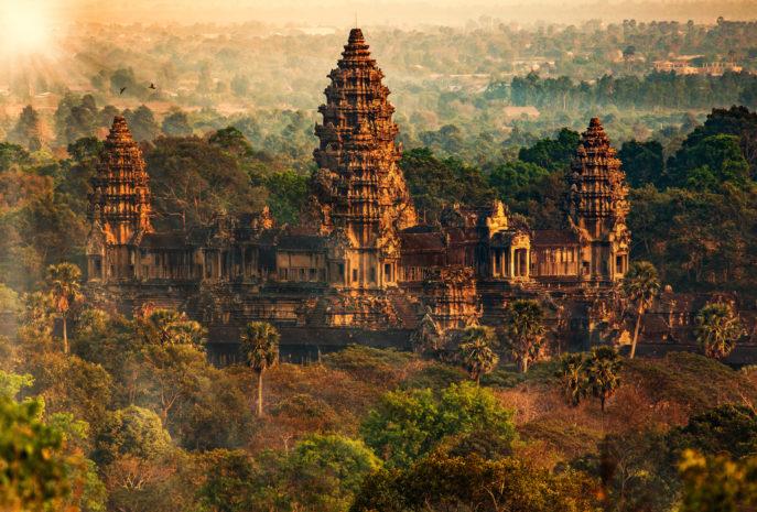 Viaje a Camboya 14 días