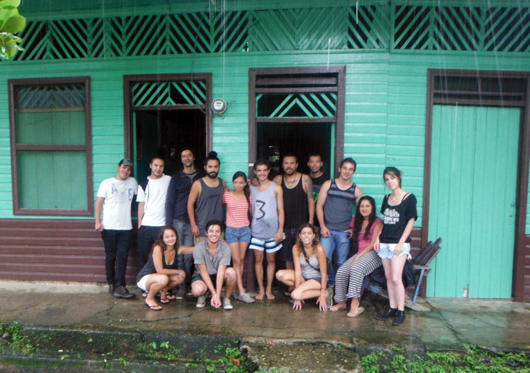 Costa Rica viaje alternativo organizado