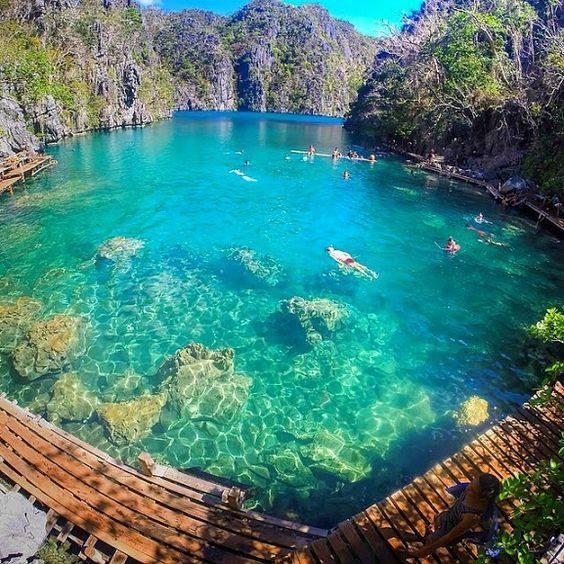 Filipinas para hacer snorkel