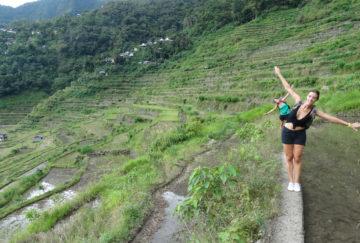 Viaje a Filipinas. A medida Nomads. Entre terrazas de arrozales y aguas cristalinas