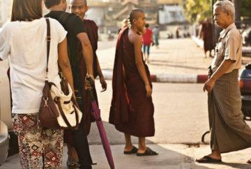 Viaje a Myanmar. En grupo nomads. Aventura en Myanmar con nuestro guía acompañante Dani Vilà