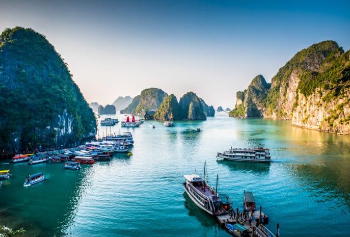 viaje alternativo a vietnam 18 dias