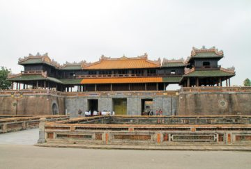 Hue Citadel Defense Fort, Vietnam