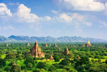 Bagan Myanmar Archeological Zone