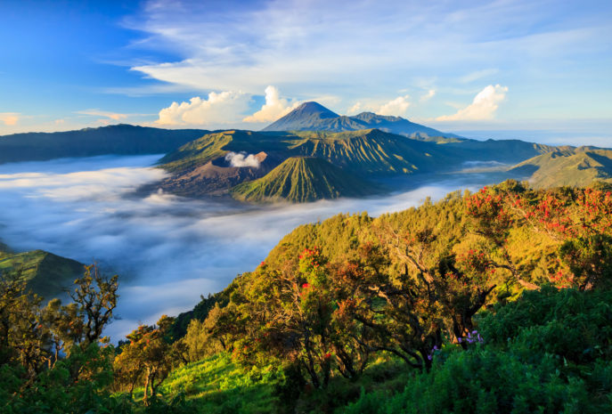 Viajes a Indonesia de aventura aventura